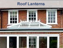 Trade Windows offer a huge range of roof lanterns.